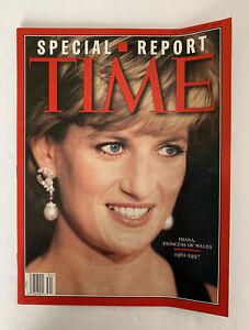 Time Magazine Princess Diana Commemorative Issue September 8 1997 9/8/97 News