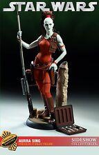Sideshow Exclusive Aurra Sing Premium Format Figure Statue Star Wars