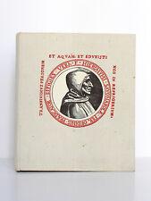 Le Procès de Savonarole, par R. KLEIN. Le Club du Meilleur Livre, 1957. Relié.