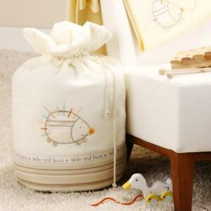 Baby Bed-e-ByesSpike and Buzz Laundry Bag Nursery Decoration Accessories Gifts