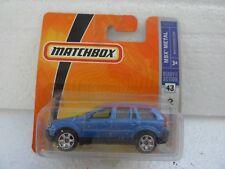 MATCHBOX SUPERFAST REF 43 VOLVO XC 90 NEUF EN BLISTER