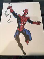 Spider-Man! Original Comic Book Art