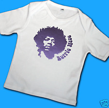 Funky Jimi Hendrix ORGANIC Baby T-Shirt 12-18 Months