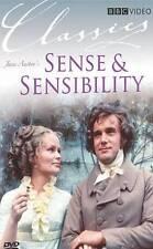 Sense and Sensibility (DVD, 2009)