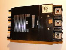 SQ-D 225 AMP 3 POLE CIRCUIT BREAKER CAT#987327  240 VOLT ML-3