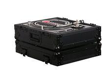 Odyssey FZ1200BL Technics 1200 Style Turntable Case - Numark/Stanton Compatible