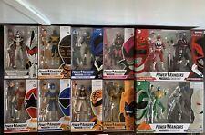 Power Rangers Lightning Collection 15 Figure Lot