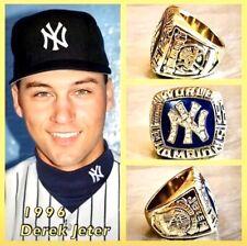 New York Yankees Derek Jeter 1996 (Rookie Season) Championship Ring Size 11