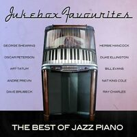 Various Artists - Jukebox Favourites (Best of Jazz Piano) 4 cd set