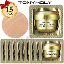 TONY MOLY Intense Care Gold 24K Snail Cream 15pcs Anti-Aging Cream Made in korea