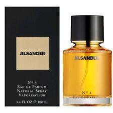 JIL SANDER No. 4   Eau de Parfum for woman 100 ml made in France