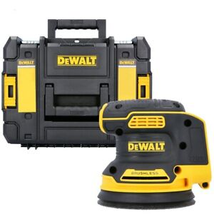 DeWalt DCW210 18v XR Cordless Brushless Random Orbital Disc Sander + TSTAK Case