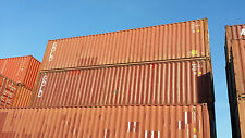 Used Shipping / Storage Containers for Sale 40ft - $1000. Indianapolis, In