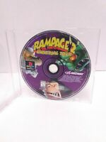 Rampage 2: Universal Tour (Sony PlayStation) Game Only! Tested & Fast Shipping