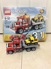COLLECTIBLE LEGO CREATOR Highway Pickup 3-in-1 (7347) W/ Box Retired