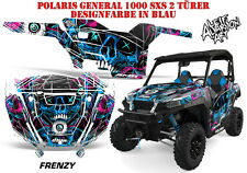AMR Racing DECORO GRAPHIC KIT UTV POLARIS General/RZR 900s/1000xp Frenzy B
