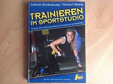 Trainings-/ Ernährungsgrundlagen zum Abnehmen fit NEU Trainieren im Sportstudio