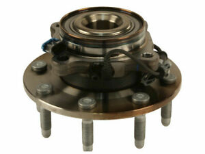 For 2007-2013 Chevrolet Suburban 2500 Wheel Hub Assembly Front AC Delco 35734QH