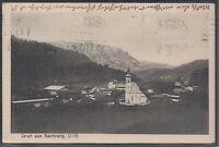 47622) AK Gruß aus Sachrang OB 1916