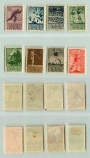 Russia USSR 1938 SC 698-705 mint . f8277