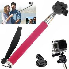 Une perche à selfie ROSE Permet de filmer avec votre GoPro Plus un adaptateur