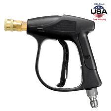 """Car Wash 3/8"""" Inlet 3000 PSI High Pressure Washer Spray Gun NEW"""