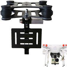 Anti-Vibration Carbon Plate Camera Mount Gimbal FPV For DJI Phantom/Walkera Qr