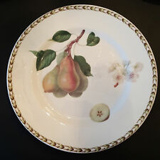 ROSINA-QUEEN'S HOOKERS FRUIT Fine Bone China SALAD PLATE (R.H.S.) PEAR NEW