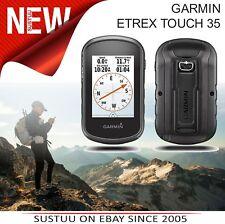 Garmin eTrex Touch 35 GPS NAVIGATORE PALMARE OUTDOOR CON MAPPE topoactive Europe