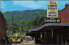(v2a) Chattanooga TN: Incline Station at the Foot of Lookout Mountain