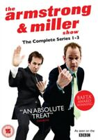 Neuf The Armstrong & Miller Série 1 Pour 3 Complet Collection DVD (SEL2052)