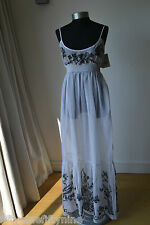 NEW EMILIO PUCCI MAXI  DRESS /COVER UP / KAFTAN   Made in Italy SIZE 10  (£1100)