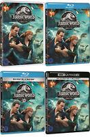 Jurassic World: Fallen Kingdom - 4K, Blu-ray, 2D & 3D, DVD (2018) / Pick format!