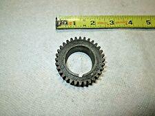 "Atlas Craftsman 10"" 12"" Lathe Headstock Spindle Back Gear Part 10-242"
