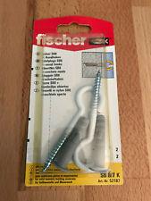 FISCHER DÜBEL SB 8 / 7 K / Art.-Nr. 52187 / Dübel SB8 & Rundhacken / 2 Stück