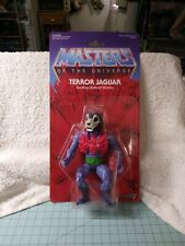 He-Man Masters of the Universe Super 7 Retro MOTU ~Terror Jaguar~ New and Sealed