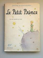 Saint Exupéry - LE PETIT PRINCE - 1956 - Gallimard NRF - Cartonnage Paul Bonet