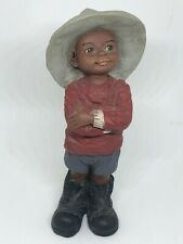 Vintage 1993 Martha Holcomb All God's Children Zack Collectible Figure