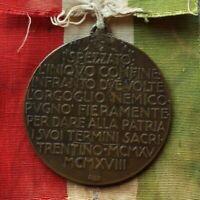 MEDAGLIE ITALIANE, medaglia prima armata VITTORIO EMANUELE III
