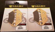 Both Front Brake Pad Set For Arctic Cat XC 450 EFT 2013