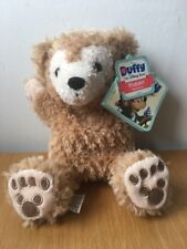 Duffy The Disney Bear Puppet Plush Tagged New Disney Parks 10.5 Inch Bear
