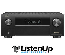 Denon AVR-X4500H 9.2-channel home theater receiver w/ Wi-Fi®, Apple® AirPlay® 2