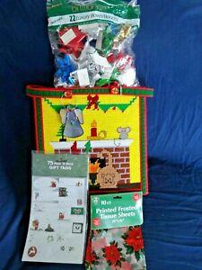 Christmas Supply Tote