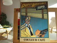 LLOYD EO1983 TTBE COULEUR CAFE BROCHE DUPUIS AVENTURES BERTHET ANDRIEU