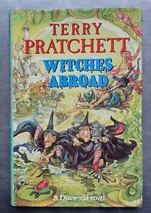Terry Pratchett WITCHES ABROAD (Discworld) Gollancz 1st/1st edition 1991 HB