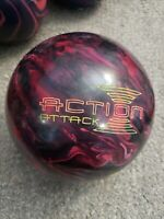 Columbia 300 ACTION ATTACK  BOWLING ball 15 lb