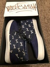 Vans Syndicate WTAPS Navy Chukka Size 10 2007 Supreme Neighborhood Undftd Vault