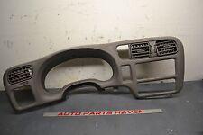98-05 Chevy S10 Blazer S-10 Pickup Dash Radio Bezel Gray OEM