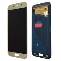 Original Samsung Galaxy A5 2017 A520F LCD Display Touch Screen - Gold