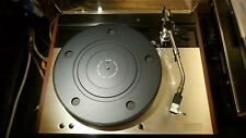 Audiophile Turntable mat SAEC SS-300 - JAPAN Analog Alloy Solid Mat (1978) RARE